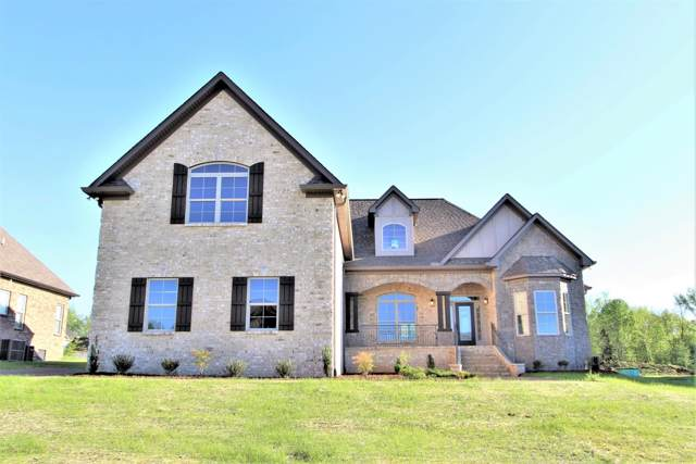 310 Fawns Pass #32-C, Lebanon, TN 37087 (MLS #RTC2101097) :: Berkshire Hathaway HomeServices Woodmont Realty