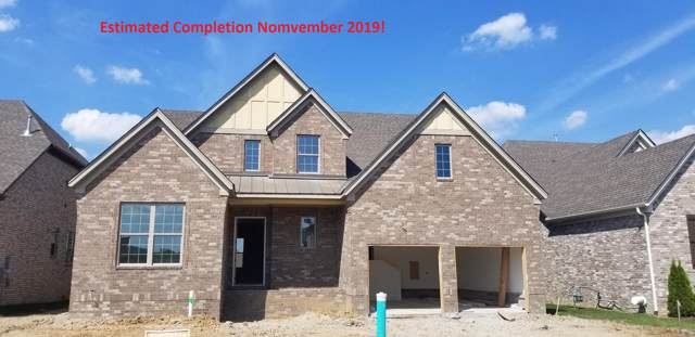 1824 Apperley Drive, Lot 130, Nolensville, TN 37135 (MLS #RTC2101137) :: HALO Realty