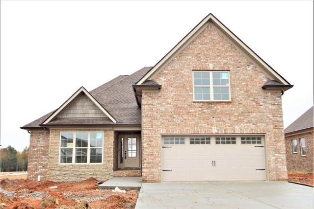 817 Ella Lane #36, Clarksville, TN 37043 (MLS #RTC2101155) :: FYKES Realty Group