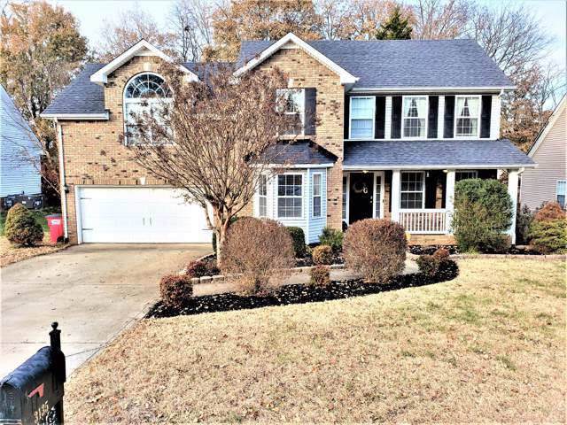 3135 Holly Pt, Clarksville, TN 37043 (MLS #RTC2101232) :: The Easling Team at Keller Williams Realty