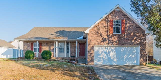 1621 Cedar Springs Cir, Clarksville, TN 37042 (MLS #RTC2101263) :: The Easling Team at Keller Williams Realty
