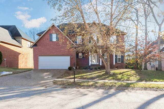 2781 Lafayette Dr, Thompsons Station, TN 37179 (MLS #RTC2101273) :: Stormberg Real Estate Group