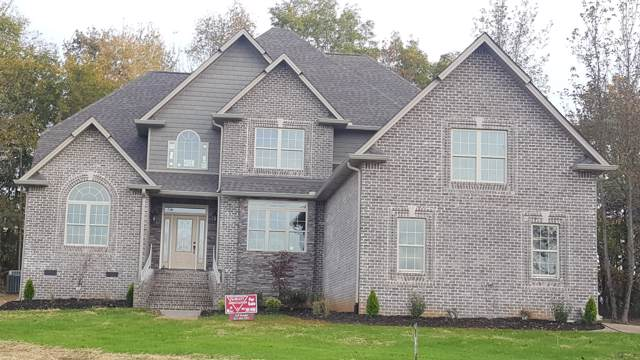 216 Ivie Lane, Lot 14, Lebanon, TN 37087 (MLS #RTC2101281) :: Berkshire Hathaway HomeServices Woodmont Realty