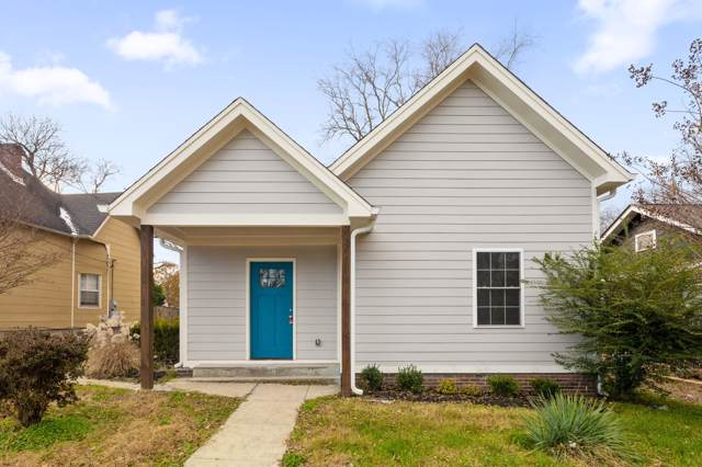 1010 Stainback Ave, Nashville, TN 37207 (MLS #RTC2101292) :: Nashville on the Move