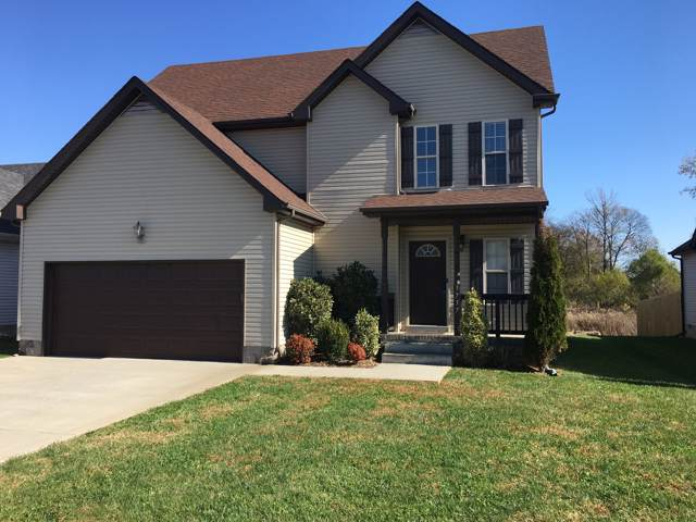 3737 Gray Fox Dr, Clarksville, TN 37040 (MLS #RTC2101318) :: The Easling Team at Keller Williams Realty