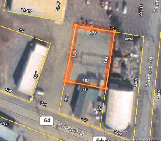 1 Depot East St, Shelbyville, TN 37160 (MLS #RTC2101388) :: Five Doors Network