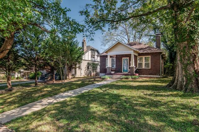 1722 15th Ave S, Nashville, TN 37212 (MLS #RTC2101398) :: FYKES Realty Group