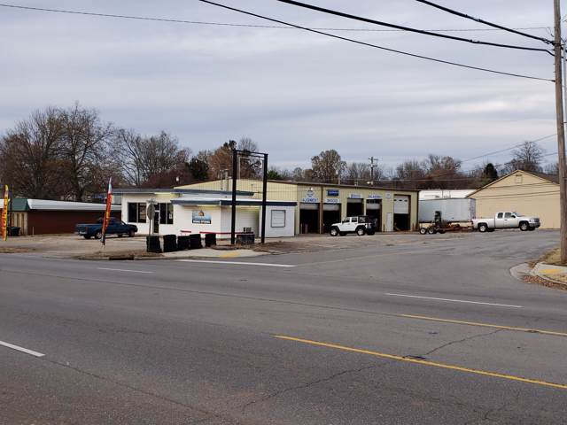 400 N Jackson St, Tullahoma, TN 37388 (MLS #RTC2101433) :: Village Real Estate