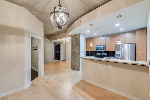 301 Demonbreun St Unit 1810 #1810, Nashville, TN 37201 (MLS #RTC2101436) :: Team Wilson Real Estate Partners