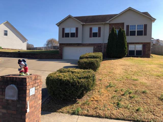 96 West Dr, Clarksville, TN 37040 (MLS #RTC2101451) :: The Easling Team at Keller Williams Realty