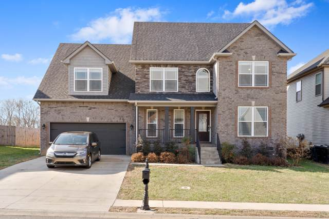 1132 Hilliard Ln, Clarksville, TN 37042 (MLS #RTC2101486) :: RE/MAX Homes And Estates