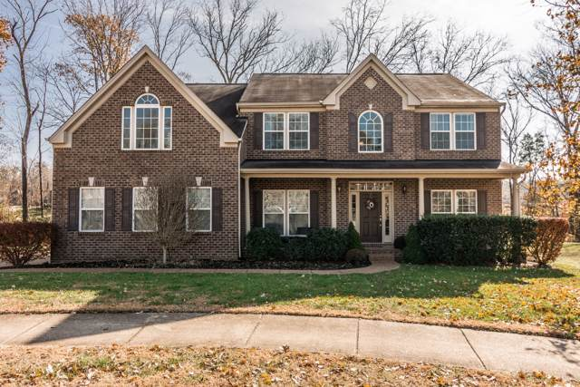 111 Sophie Ct, Hendersonville, TN 37075 (MLS #RTC2101529) :: John Jones Real Estate LLC