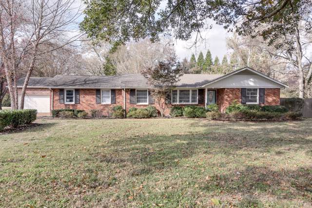 6004 Post Rd, Nashville, TN 37205 (MLS #RTC2101531) :: RE/MAX Homes And Estates