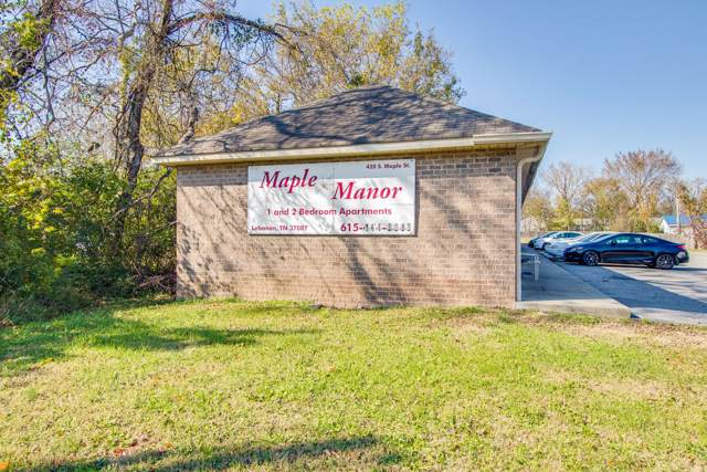 420 S Maple St, Lebanon, TN 37087 (MLS #RTC2101557) :: REMAX Elite