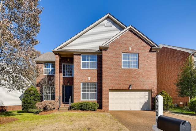 5004 Penbrook Dr, Franklin, TN 37069 (MLS #RTC2101658) :: Five Doors Network