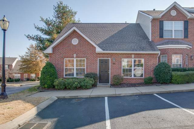 1101 Downs Blvd M101, Franklin, TN 37064 (MLS #RTC2101693) :: FYKES Realty Group