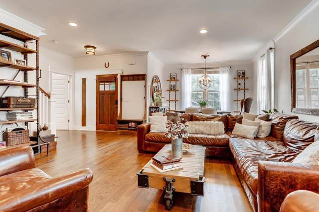 1209 Lillian St, Nashville, TN 37206 (MLS #RTC2101760) :: Village Real Estate