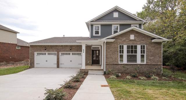 136 Picasso Circle #731, Hendersonville, TN 37075 (MLS #RTC2101809) :: Ashley Claire Real Estate - Benchmark Realty