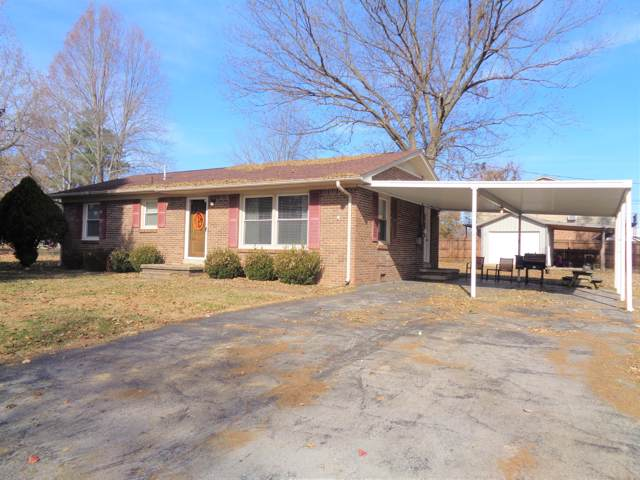 208 Evans Dr, Lawrenceburg, TN 38464 (MLS #RTC2101880) :: Nashville on the Move