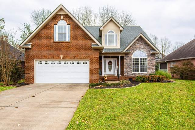 2815 Comer Dr, Murfreesboro, TN 37128 (MLS #RTC2101900) :: John Jones Real Estate LLC