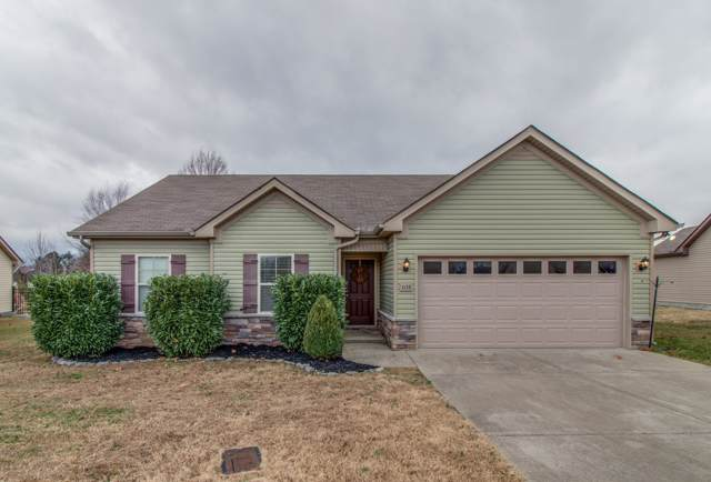 1125 Halverson Dr, Murfreesboro, TN 37128 (MLS #RTC2101956) :: The DANIEL Team | Reliant Realty ERA