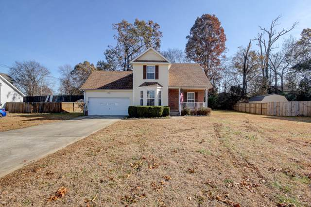 970 Roedeer Dr, Clarksville, TN 37042 (MLS #RTC2101982) :: RE/MAX Homes And Estates
