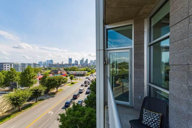 2115 Yeaman Pl #430, Nashville, TN 37206 (MLS #RTC2101983) :: RE/MAX Choice Properties