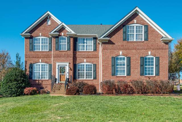 123 Settlers Way, Hendersonville, TN 37075 (MLS #RTC2101993) :: Village Real Estate