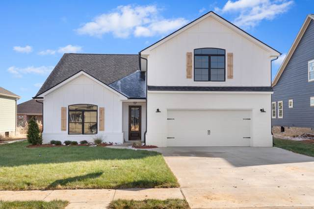 529 Dexter Drive, Clarksville, TN 37043 (MLS #RTC2102062) :: Keller Williams Realty