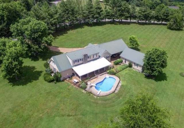 1401 Gibbs Ln., Gallatin, TN 37066 (MLS #RTC2102079) :: Nashville on the Move