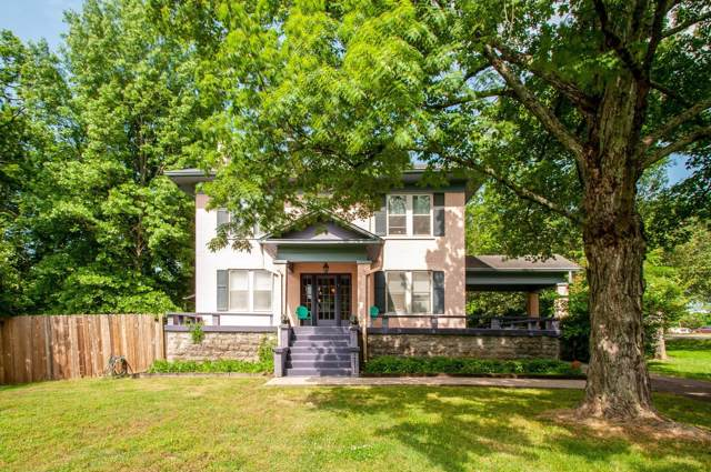 4501 Granny White Pike, Nashville, TN 37204 (MLS #RTC2102091) :: Ashley Claire Real Estate - Benchmark Realty