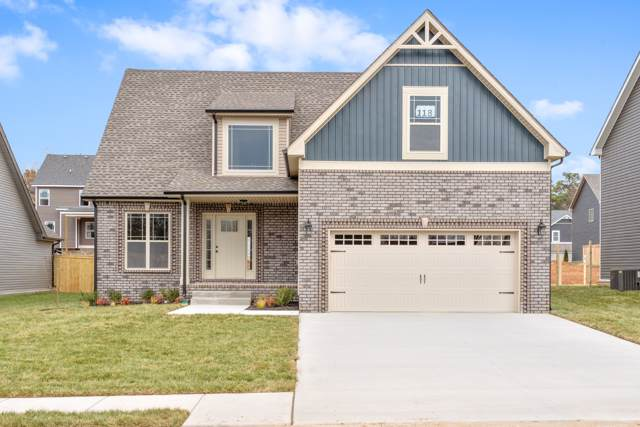 118 Locust Run, Clarksville, TN 37043 (MLS #RTC2102171) :: Village Real Estate