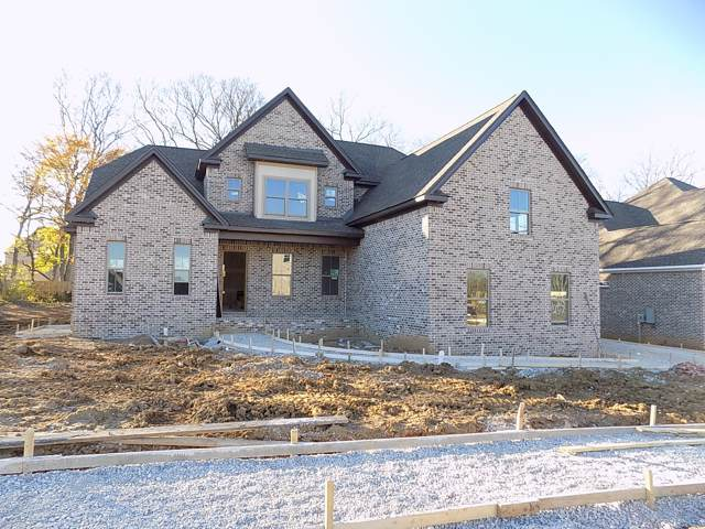 1569 Bunbury Dr (257), Thompsons Station, TN 37179 (MLS #RTC2102193) :: Village Real Estate