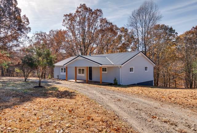 8836 W Sheepneck Rd, Mount Pleasant, TN 38474 (MLS #RTC2102201) :: Village Real Estate