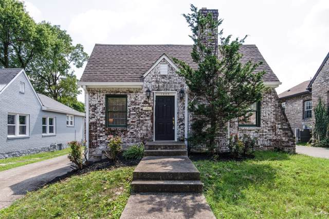1606A 16th Ave S, Nashville, TN 37212 (MLS #RTC2102236) :: Ashley Claire Real Estate - Benchmark Realty