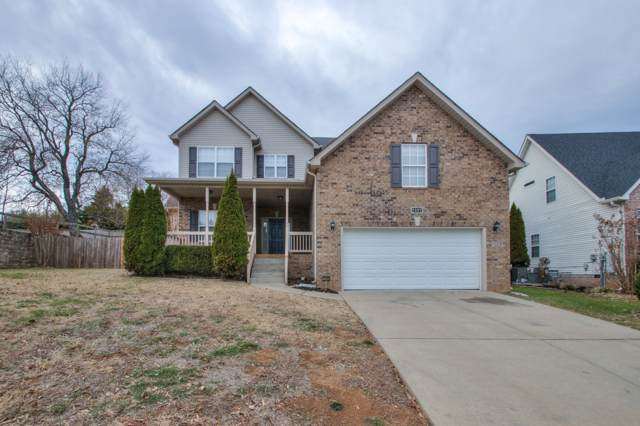1237 Chapmans Retreat Dr, Spring Hill, TN 37174 (MLS #RTC2102238) :: RE/MAX Homes And Estates