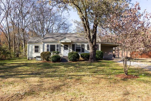 917 Drummond Dr, Nashville, TN 37211 (MLS #RTC2102282) :: Ashley Claire Real Estate - Benchmark Realty