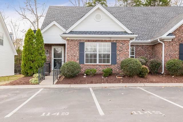 1149 Nashboro Blvd, Nashville, TN 37217 (MLS #RTC2102298) :: Ashley Claire Real Estate - Benchmark Realty
