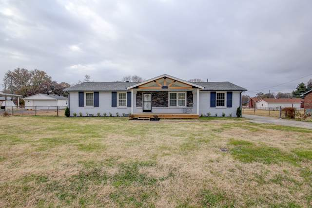 205 Sewell Dr, Clarksville, TN 37042 (MLS #RTC2102304) :: Armstrong Real Estate