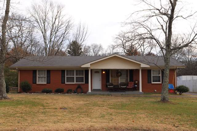 1009 Hart St, Gallatin, TN 37066 (MLS #RTC2102316) :: Ashley Claire Real Estate - Benchmark Realty