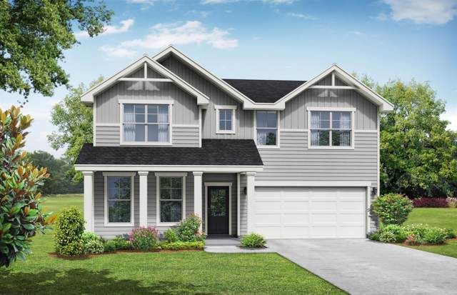 253 Griffin Lane (Lot 36), Gallatin, TN 37066 (MLS #RTC2102333) :: Ashley Claire Real Estate - Benchmark Realty
