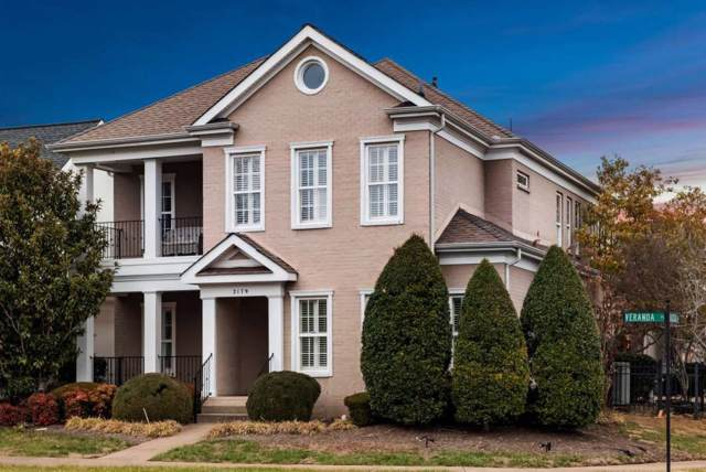 2179 Veranda Pl, Murfreesboro, TN 37130 (MLS #RTC2102373) :: Village Real Estate