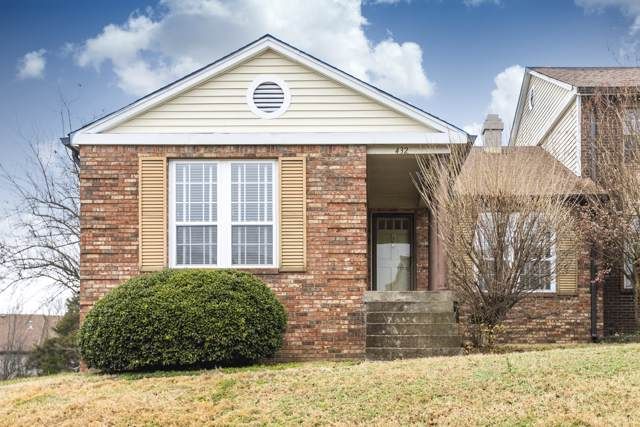 432 Huntington Ridge Dr, Nashville, TN 37211 (MLS #RTC2102457) :: Black Lion Realty