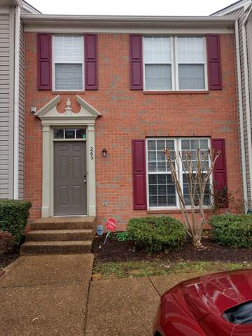 5170 Hickory Hollow Pkwy #265, Antioch, TN 37013 (MLS #RTC2102507) :: DeSelms Real Estate