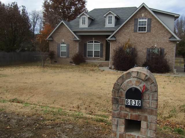 6036 Foothills Dr, Murfreesboro, TN 37129 (MLS #RTC2102628) :: Village Real Estate