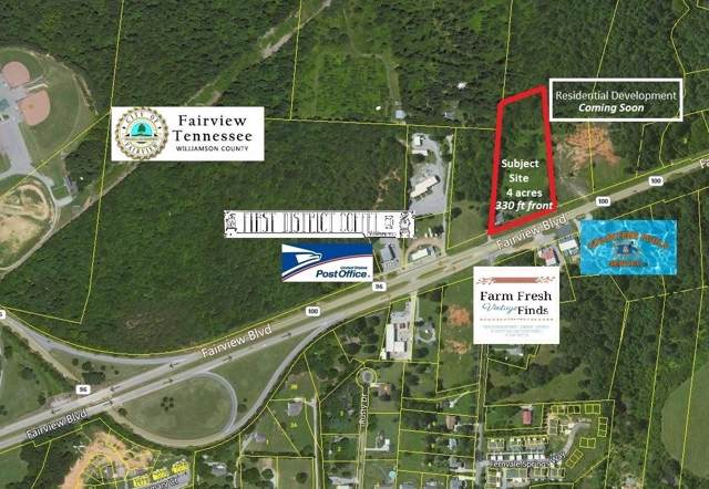 1866 Fairview Blvd, Fairview, TN 37062 (MLS #RTC2102765) :: Felts Partners