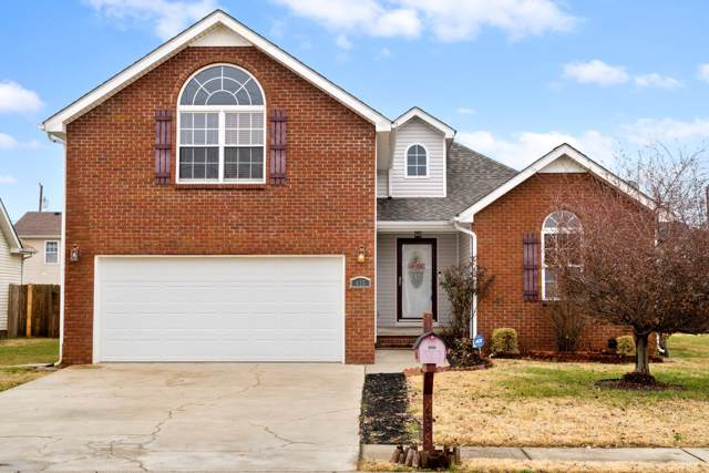 615 S Cavalcade Cir, Oak Grove, KY 42262 (MLS #RTC2102783) :: John Jones Real Estate LLC