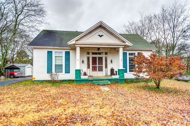 2115 Old Unionville Rd, Shelbyville, TN 37160 (MLS #RTC2102860) :: Maples Realty and Auction Co.