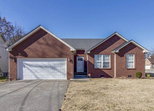 3312 Stoneshore Tr, Antioch, TN 37013 (MLS #RTC2102909) :: Village Real Estate