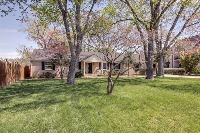 110 Heady Dr, Nashville, TN 37205 (MLS #RTC2102913) :: FYKES Realty Group